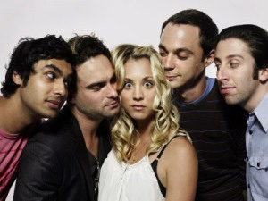 The Big Bang Theory (c) CBS